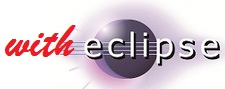 with-Eclipse logo